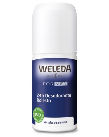 Weleda Desodorante Caballero Roll-On