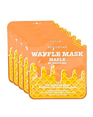 Kocostar MAFFLE MASK MAPLE...